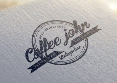 coffee john logo