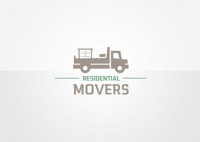 residential movers logo